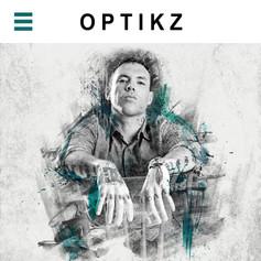 Optikz Website Design