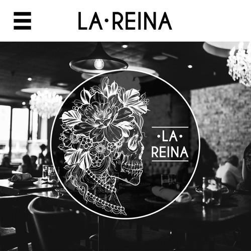 La Reina Website