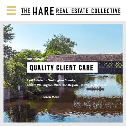 Hare Real Estate Website