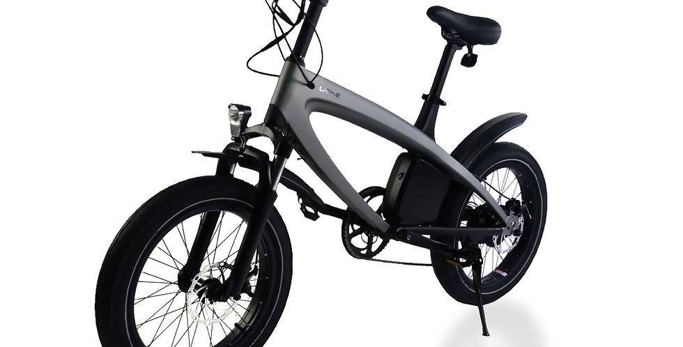 500W LEHE S2 E-Bike