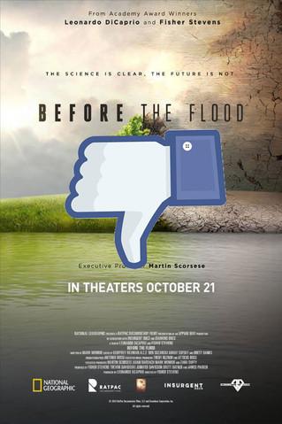 Ma critique négative de Before The Flood