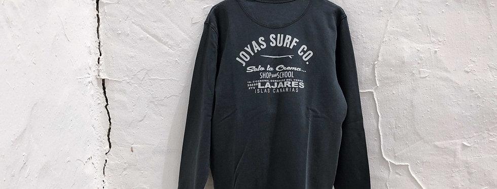Joyas Surf Co. - SOLO LA CREMA Sweater