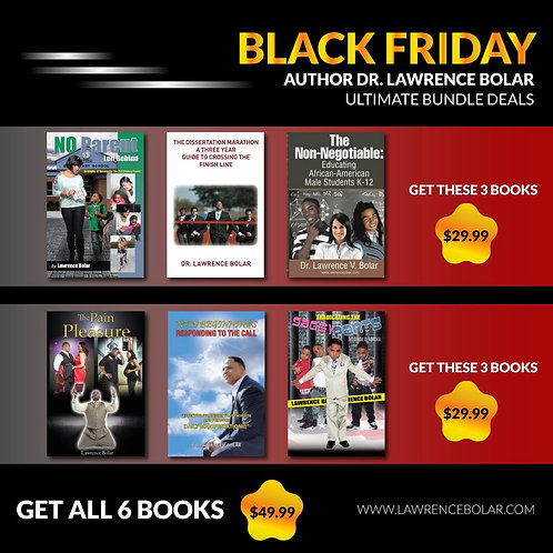 Black Friday Bundle (All 6 Books)