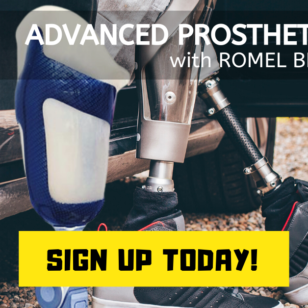 Advanced Prosthetic Clinic with Romel