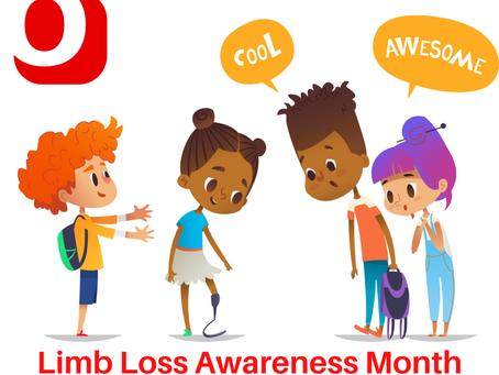 Limb Loss Awareness Month