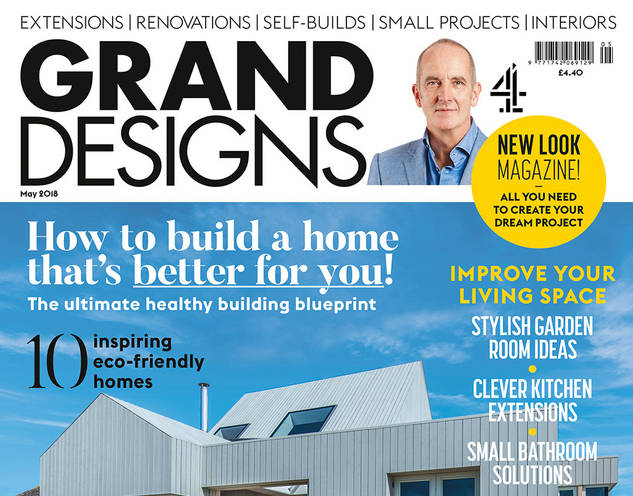 May 18 - Elie House featuring in Grand Design May issue