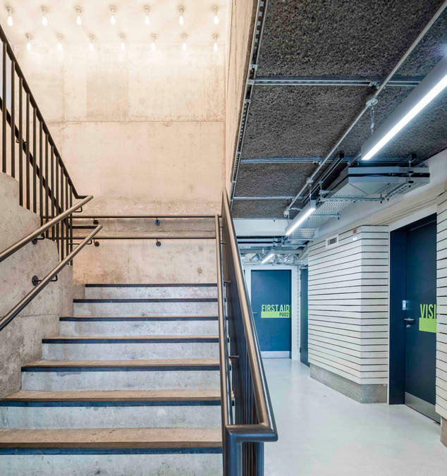 May 18 - HA completes new school underneath the Westway