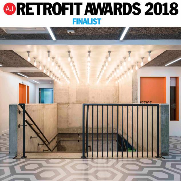 July 18 - NHP WESTWAY shortlisted for the AJ Retrofit Award 2018