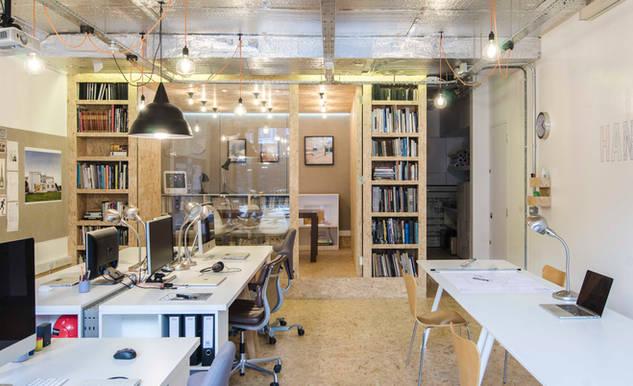 June 18 - HA office refurbishment published in Refurb Magazine