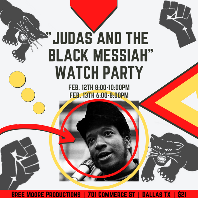 Happy Black History Month! You do not want to miss out on this event...