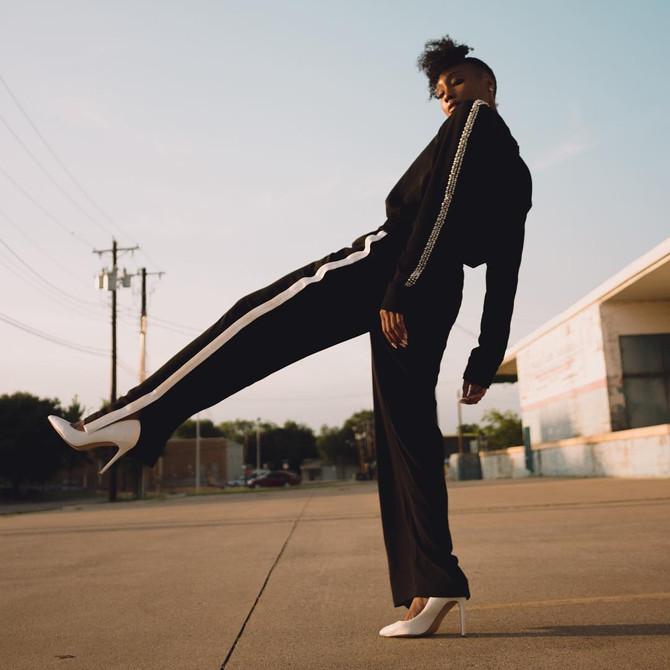 Model of the Week: Danaizshia Mathis