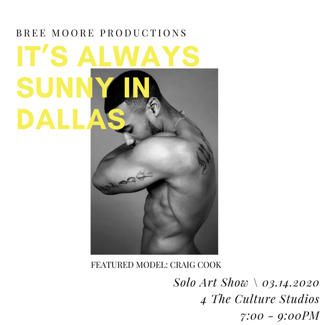 Always Sunny in Dallas (ART SHOW)