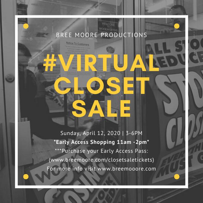 BMP Virtual Closet Sale