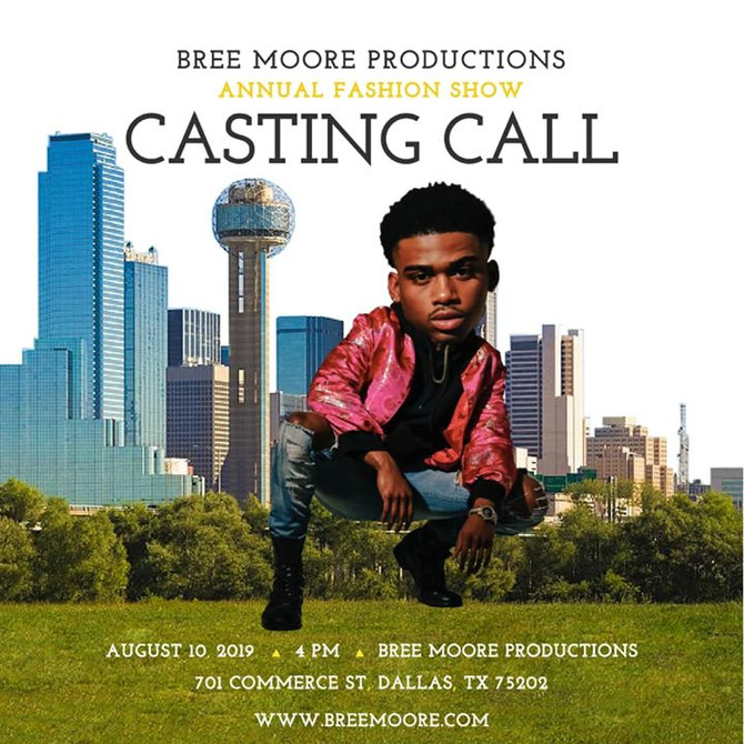 #DopeOverload: #BMP6 Casting Call
