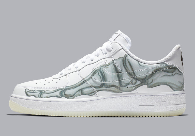 Sneak Peek: Air Force 1 Skeleton