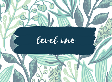 COVID-19 Level 1 - Update
