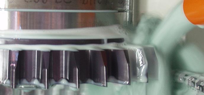 CNC Gear shaping