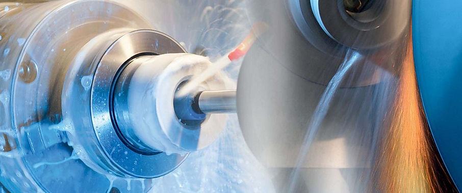 CNC Studer grinding