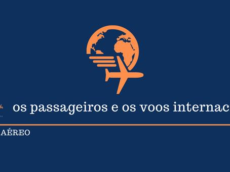 O direito dos passageiros em voos internacionais
