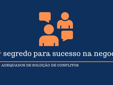 Qual é o segredo para o sucesso em uma negociação?