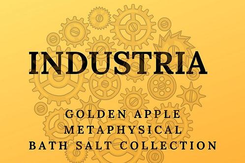 Magickal Bath Salts: INDUSTRIA