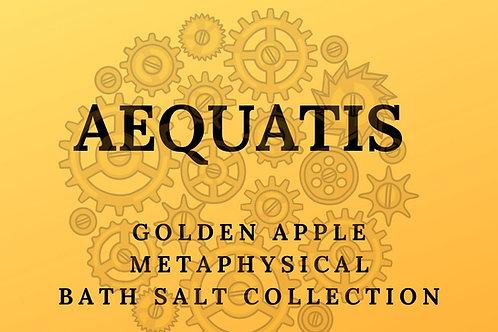 Magickal Bath Salts:AEQUATIS