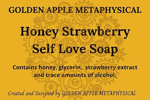 Honey Strawberry Self Love
