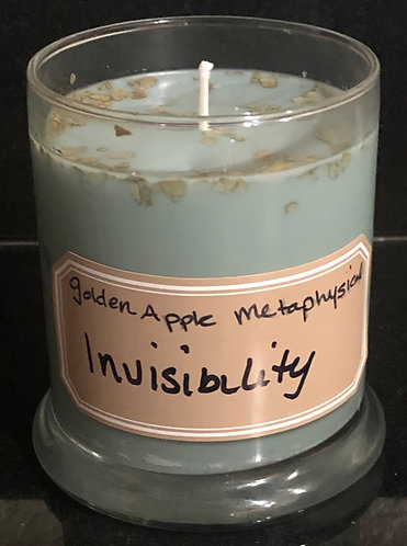 Invisibility Candle