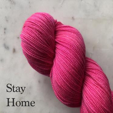 josephine- stay home