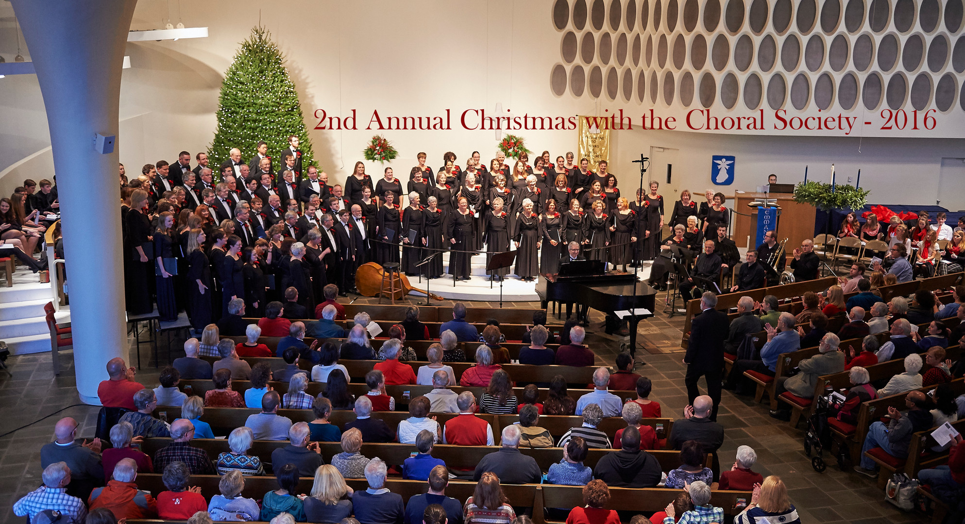 2nd Annual Christmas with the Choral Society