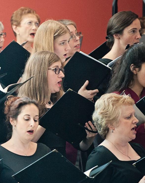 Singers in Performance
