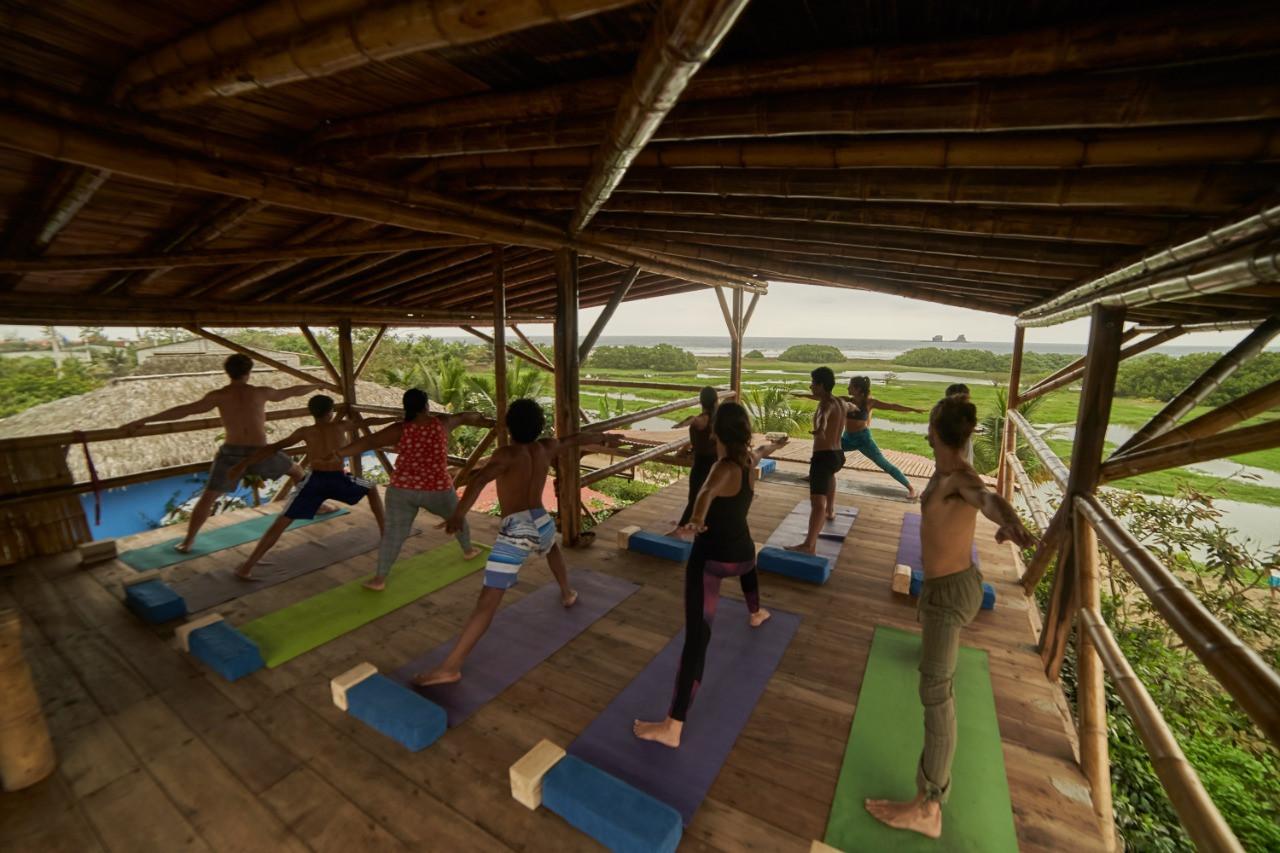Yoga at Vistmar