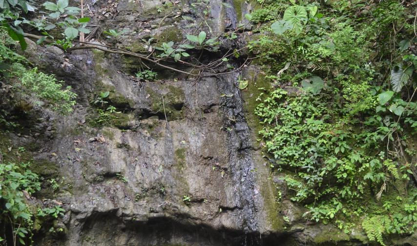 Cascadas de Olon