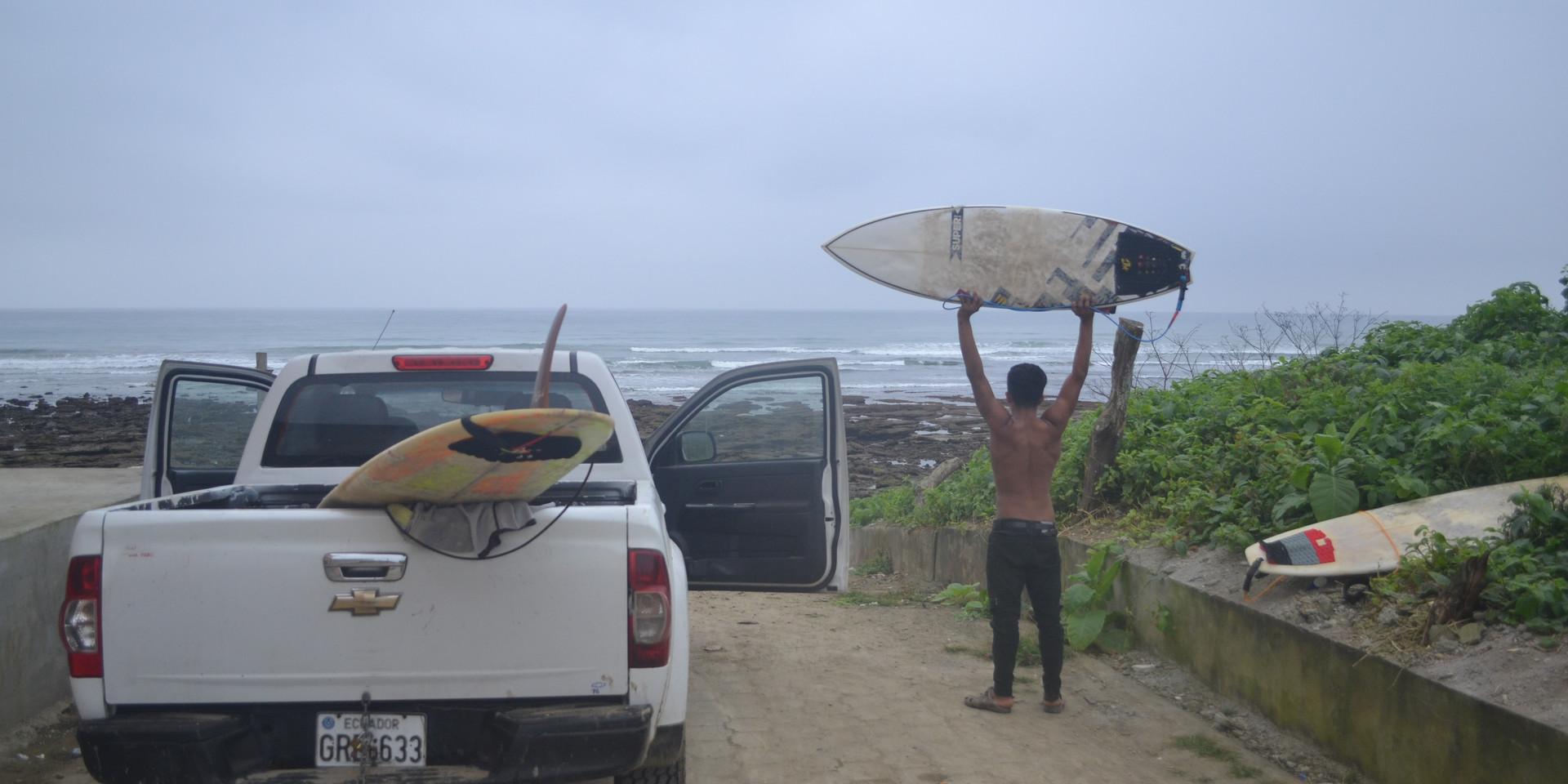 Take a trip up the coast