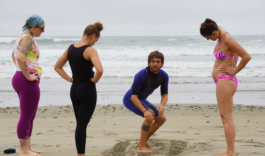 Surf classes for all levels