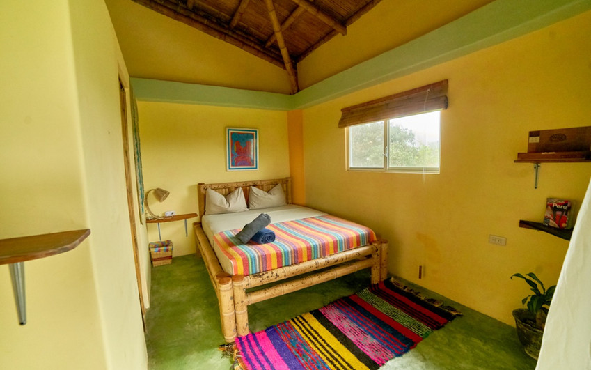 Papaya Room