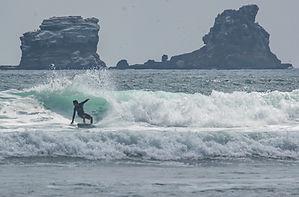Surf trip vacation ayampe ecuador