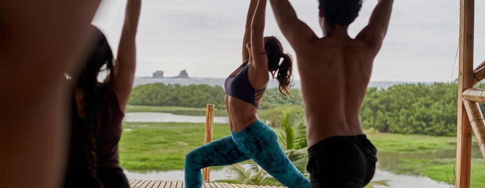 Yoga at Vistamar