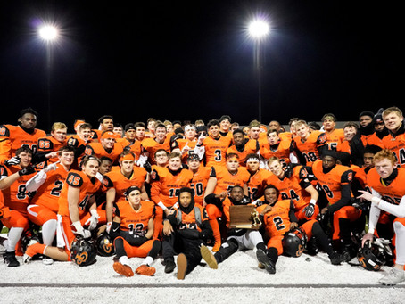 Ramblers Win 24th District 10 Title With Win Over Fort Leboeuf