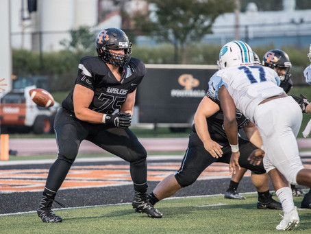 Benedictine Outlast Cathedral Prep