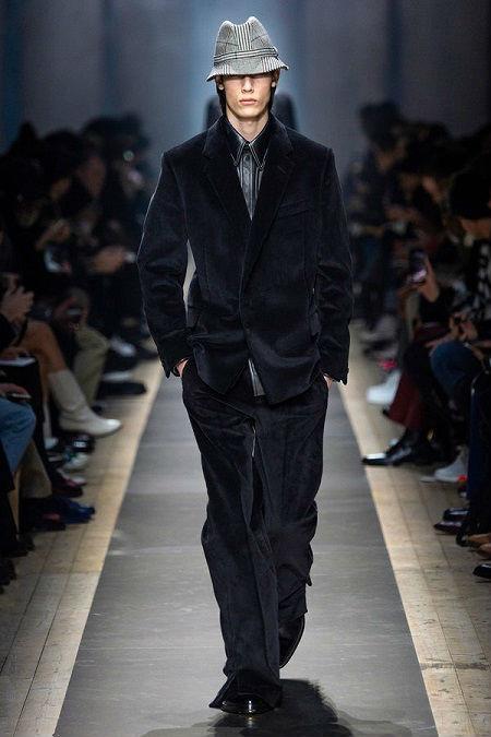 Dunhill Menswear - AW 2019