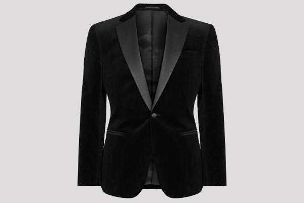 How To Wear A Velvet Blazer