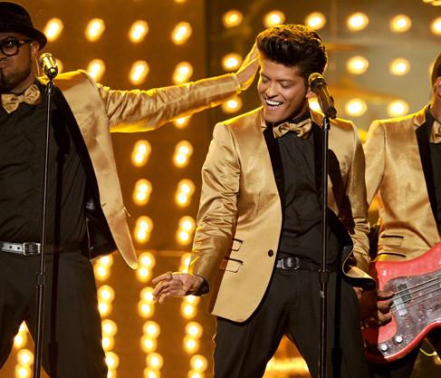 Bruno Mars tour 2017