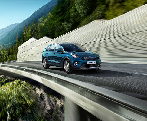 The New Niro Self Charging Hybrid