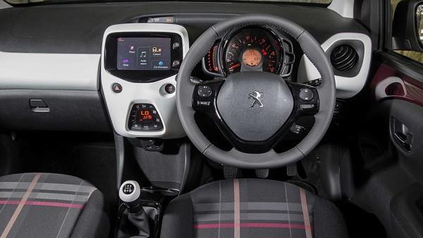 Explore Peugeot 108