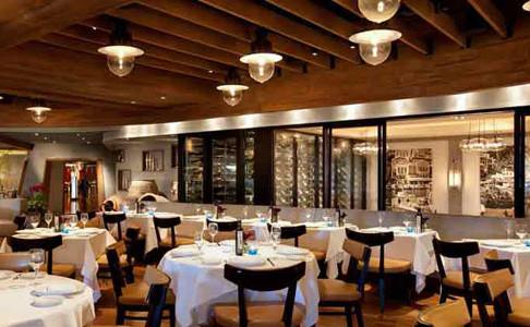 London restaurant to impress your friends