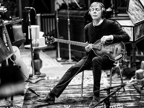 Paul McCartney Announces New Album 'Egypt Station'