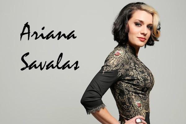 Ariana Savalas