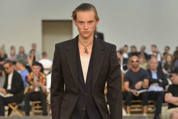 Alexander McQueen Men's S/S 2019