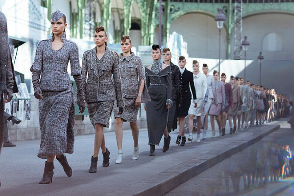 Chanel FW 201819 Haute Couture  Collection
